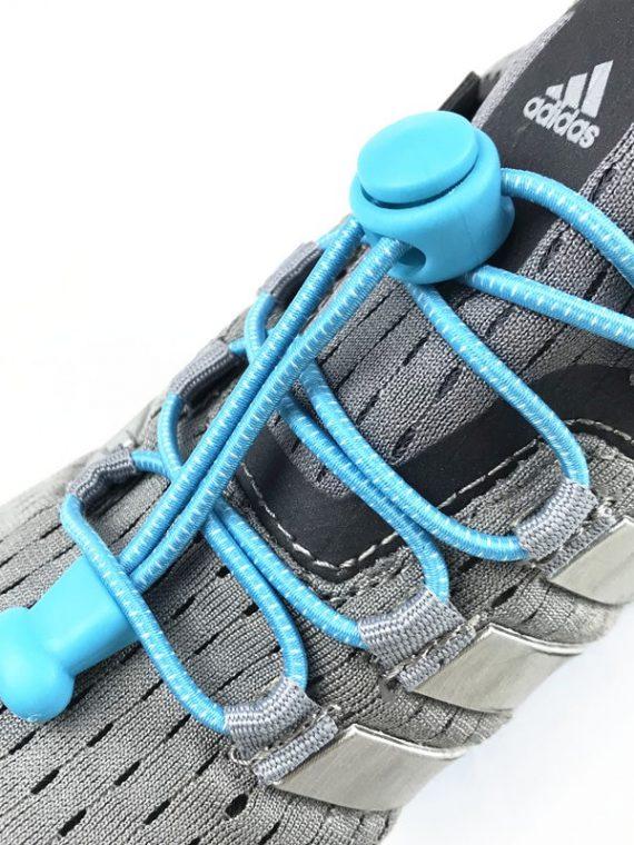 เชือกผูกรองเท้า ล็อคได้ เชือกรองเท้ายางยืด เชือกผูกรองเท้าแบบยางยืด เชือกผูกรองเท้ายืด เชือกผูกรองเท้ากลม เชือกผูกรองเท้าไม่ต้องมัด เชือกรองเท้าไม่ต้องผูก