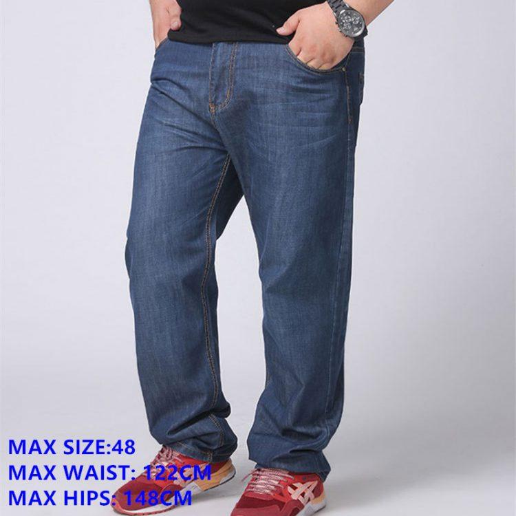 กางเกงยีนส์คนอ้วน กางเกงยีนส์ไซส์ใหญ่ กางเกงยีนส์ผู้ชายอ้วน ราคาถูก เสื้อผ้าผู้ชายอ้วน กางเกงยีนส์คนอ้วนชาย กางเกงยีนส์ผู้ชายไซส์ใหญ่ ขากระบอกใหญ่