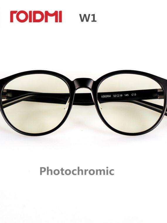 แว่นตา xiaomi แว่นกรองแสง xiaomi แว่นกันแดด xiaomi แว่นกรองแสงสีฟ้า xiaomi แว่นตา Xiaomi Roidmi B1 W1 Qukan แว่นกรองแสงคอมพิวเตอร์ แว่นกรองแสงโทรศัพท์