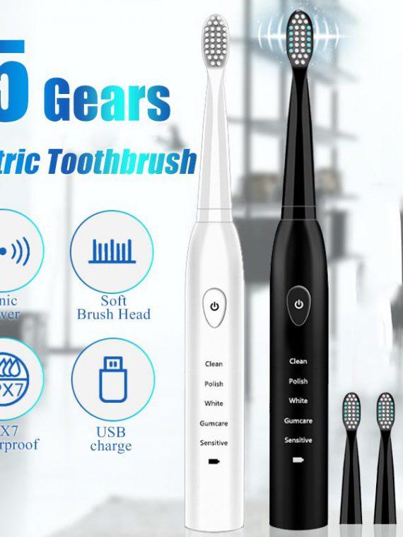 แปรงสีฟันไฟฟ้า ราคาถูก usb charger 2019 แปรงสีฟัน ไฟฟ้า แปรงสีฟันไฟฟ้า จัดฟัน แปรงสีฟันสําหรับคนจัดฟัน หัวแปรงไฟฟ้าสำหรับคนจัดฟัน หัวแปรงสีฟันไฟฟ้า จัดฟัน