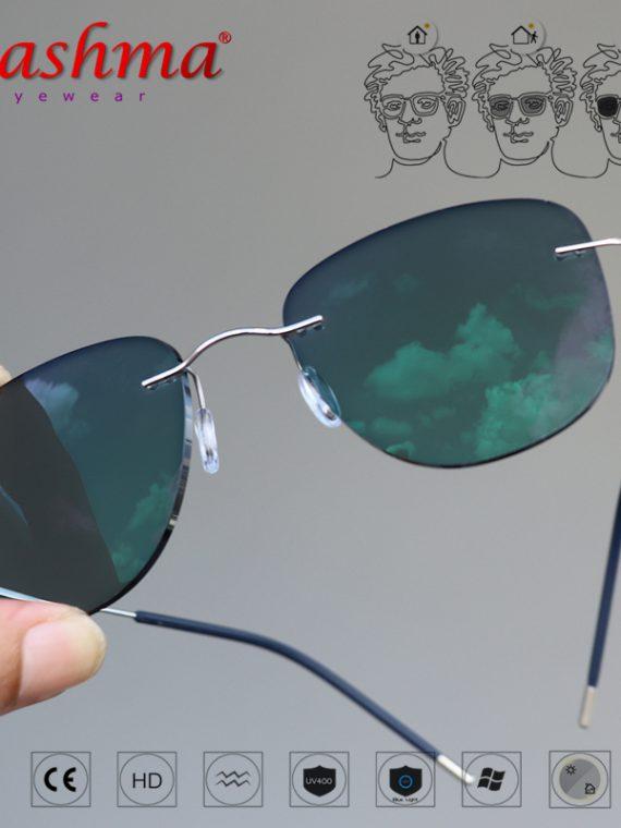 แว่นสายตายาว ไร้ขอบ แว่นสายตาปรับแสงออโต้
