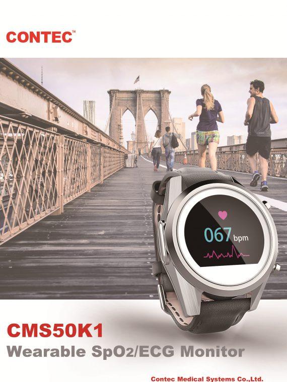 นาฬิกา ecg รุ่น cms50k1