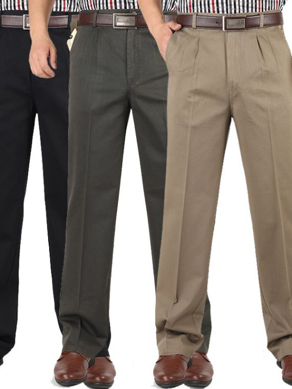 กางเกงทํางานคนอ้วน ชาย ผู้ชาย กางเกงสแล็คผู้ชายอ้วน กางเกงสแล็ค เอวสูง ผู้ชายอ้วน ทํางาน ผู้ชาย ไซส์ใหญ่ กางเกงทำงาน สีดำ กางเกงผู้ชายอ้วน เอว 40 42 44 46