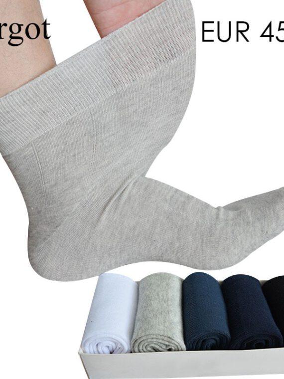 ถุงเท้าไซส์ใหญ่ แพ็ค5คู่