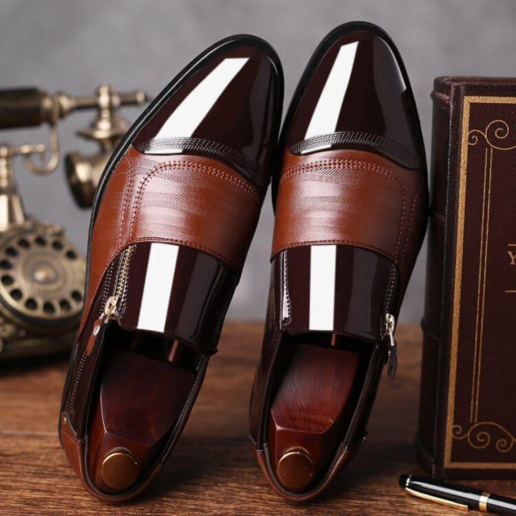 รองเท้าสลิปออน ผู้ชาย รองเท้า slip on รองเท้า แฟชั่น ชาย รองเท้า ไป งาน ส้น เตี้ย รองเท้าผู้ชายเท่ๆ รองเท้าส้นเตี้ย รองเท้าทำงานผู้ชาย