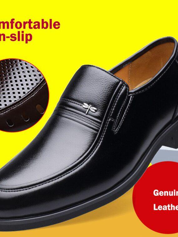 รองเท้าหนังแท้ผู้ชาย 2020