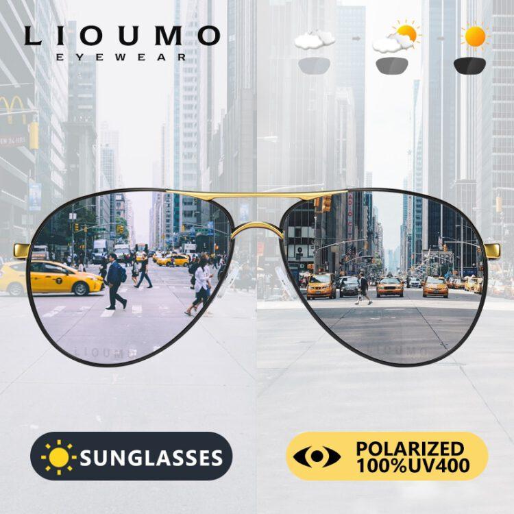 แว่นตาโพลาไรซ์ แว่นโพลาไรซ์ออโต้ แว่น Polarized Auto เลนส์ ปรับแสง เปลี่ยนสี เลนส์โพลาไรซ์ แว่นตา แท้ แว่นโพลาไรซ์ แว่นกันแดด โพลาไรซ์