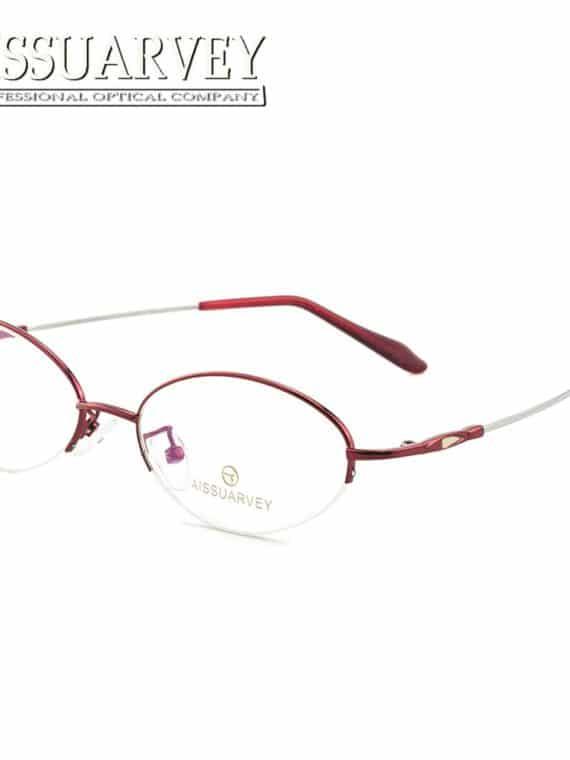 กรอบแว่นตาครึ่งกรอบ AS2009